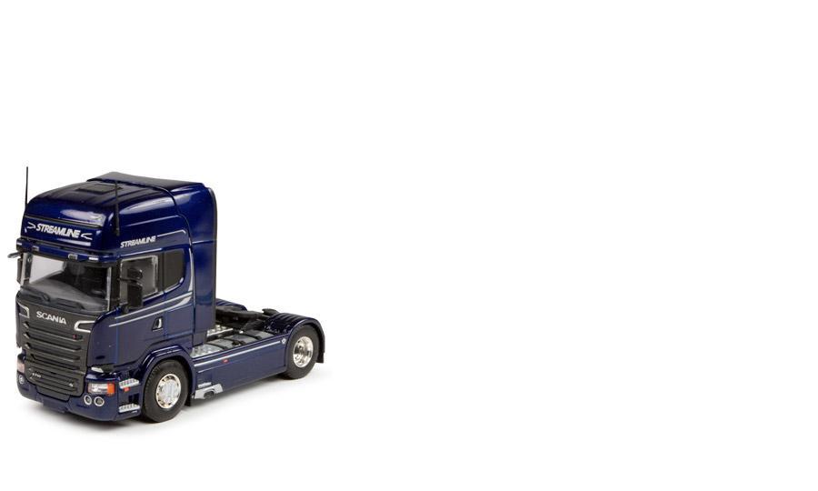 Ремонт подвески Scania
